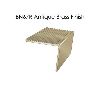 BN67R Antique Brass