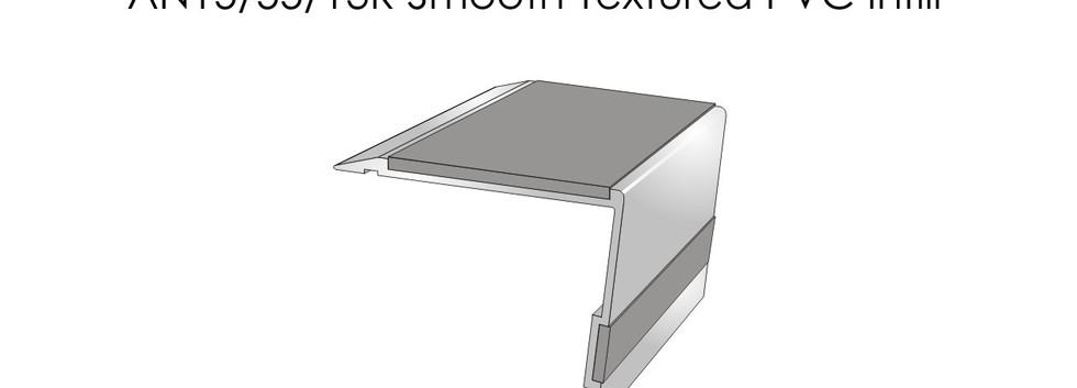 AN15-55-13R Smooth Textured PVC Infill