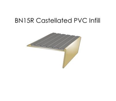 BN15R Castellated PVC Infill