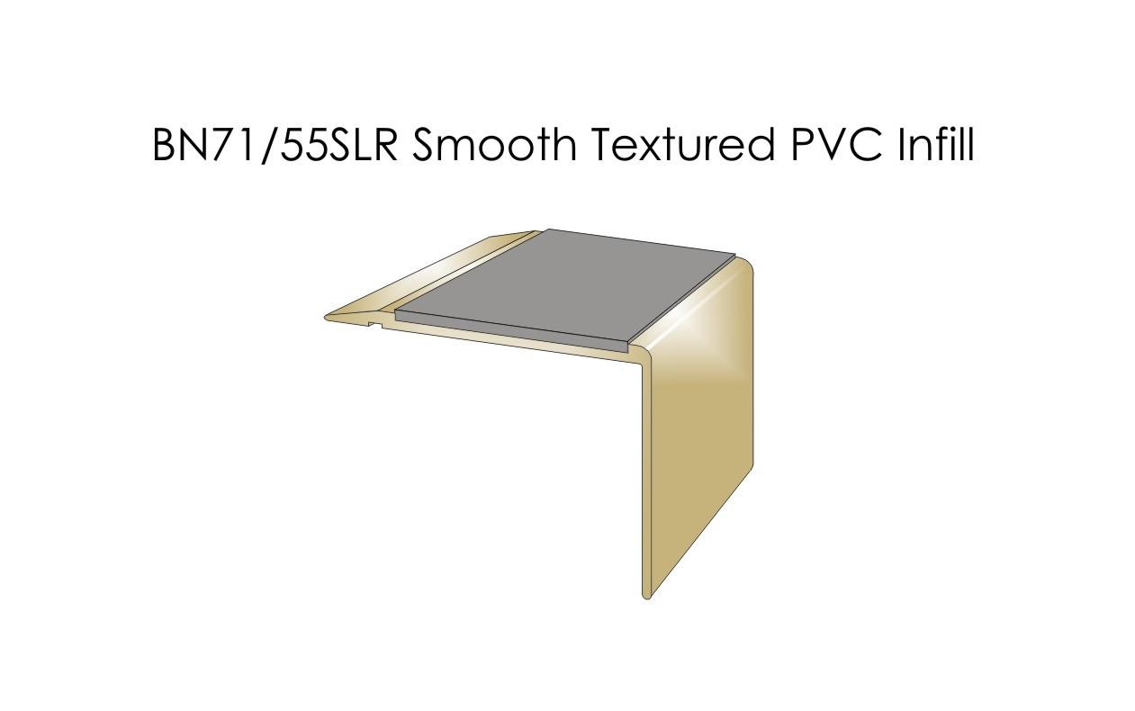 BN71-55SLR Smooth Textured PVC Infill