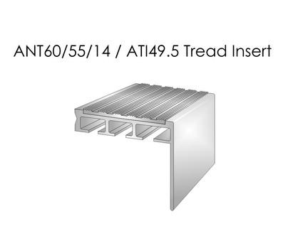 ANT60-55-14 ATI49.5 Tread Insert