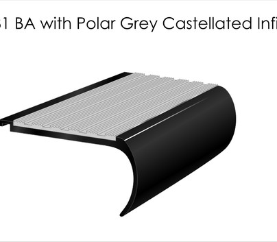 AN81 BA with Polar Grey Castellated