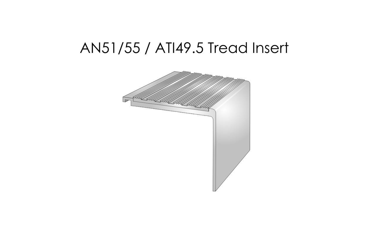 AN51-55 ATI49.5 Tread Insert