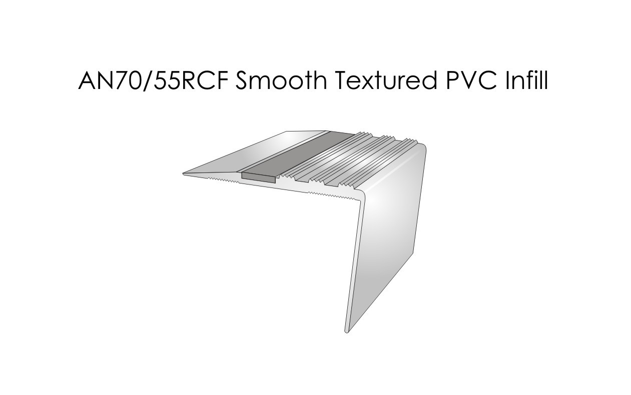 AN70-55RCF Smooth Textured PVC Infill