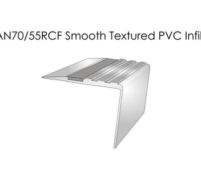 AN70-55RCF Smooth Textured PVC Infill