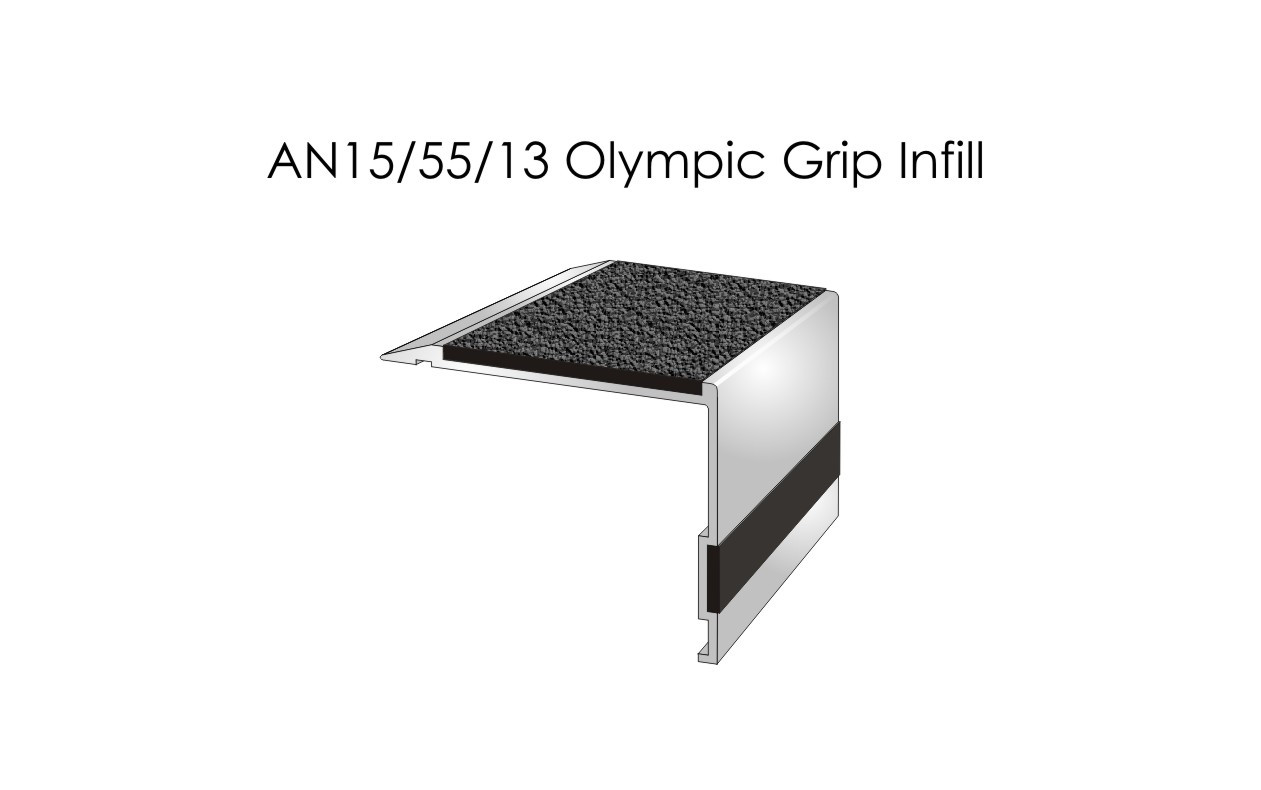 AN15-55-13 Olympic Grip Infill