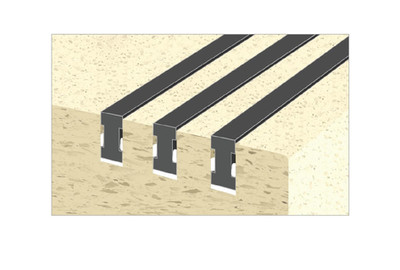 Stair Insert Plates PVC
