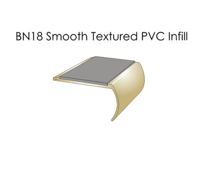 BN18 Smooth Textured PVC Infill