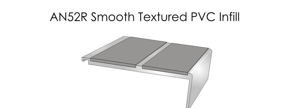 AN52R Smooth Textured PVC Infill
