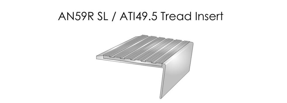AN59RSL ATI49.5 Tread Insert