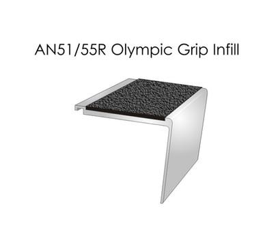 AN51-55R Olympic Grip Infill