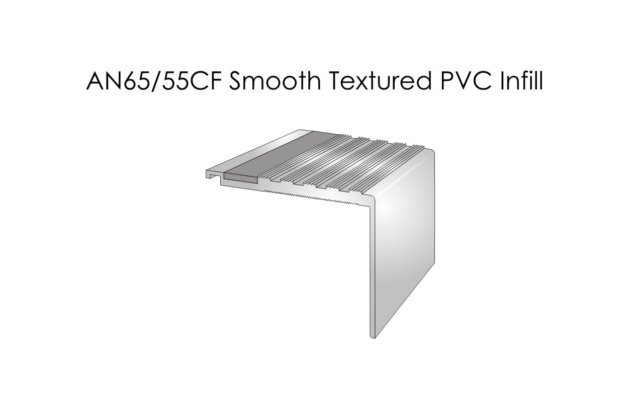 AN65-55CF Smooth Textured PVC Infill