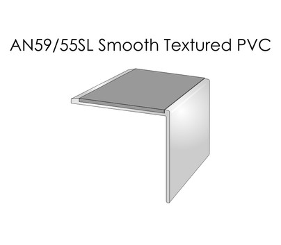AN59-55SL Smooth Textured PVC