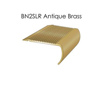 BN2SLR Antique Brass