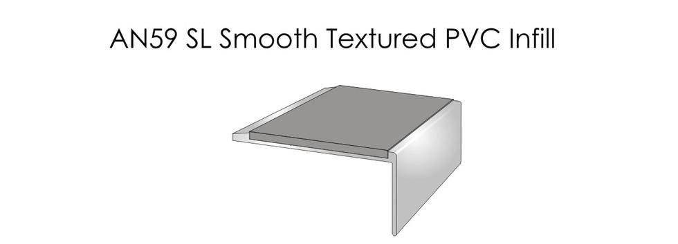 AN59SL Smooth Textured PVC Infill