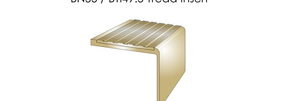 BN55 BTI49.5 Tread Insert