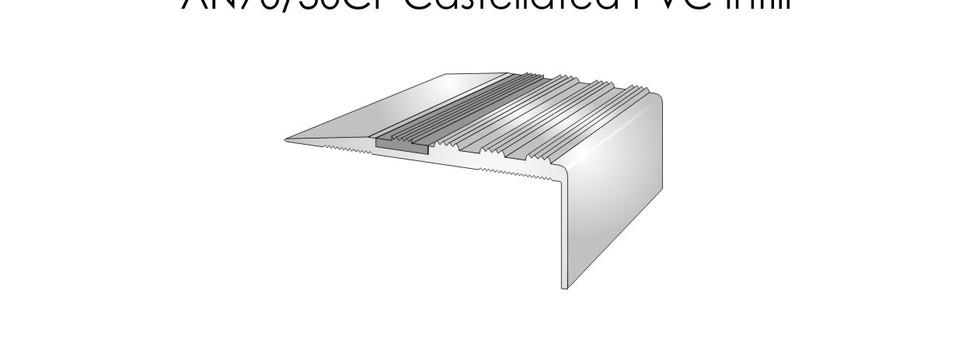 AN70-30CF Castellated PVC Infill