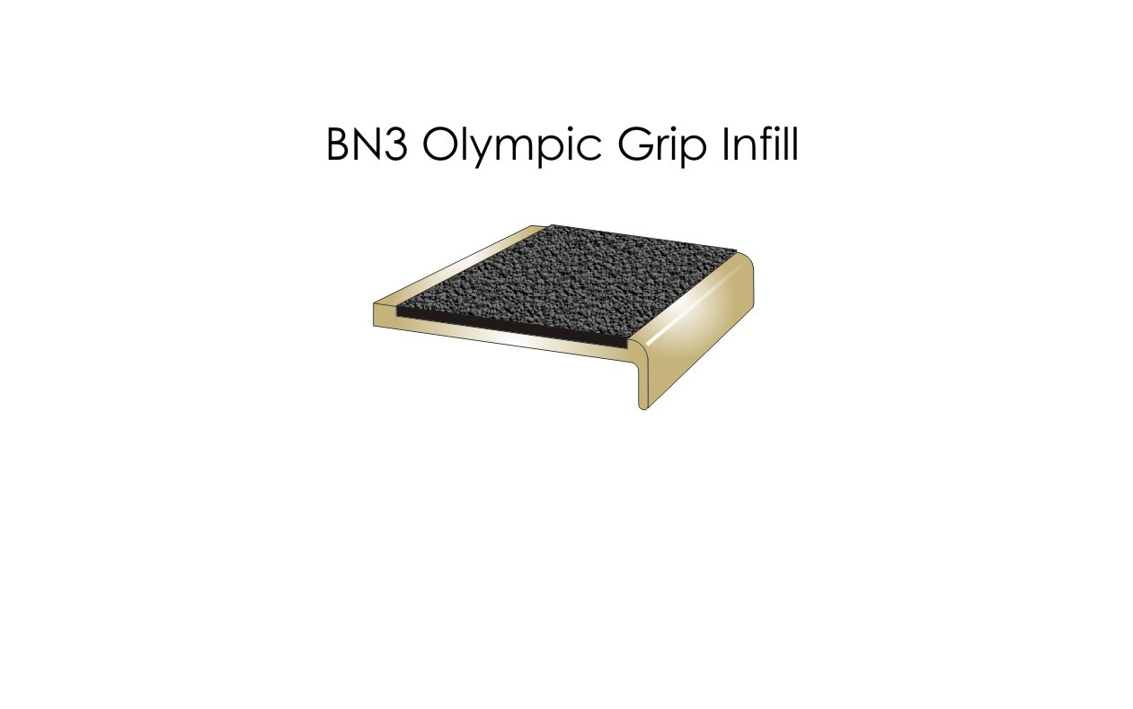 BN3 Olympic Grip Infill