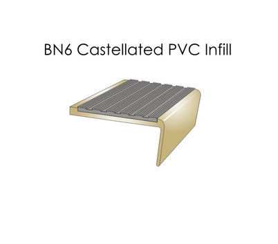 BN6 Castellated PVC Infill