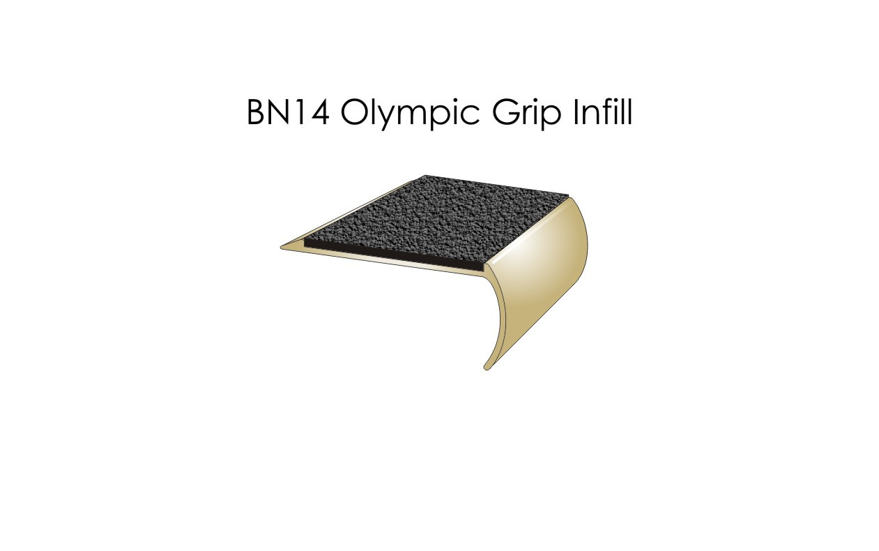 BN14 Olympic Grip Infill