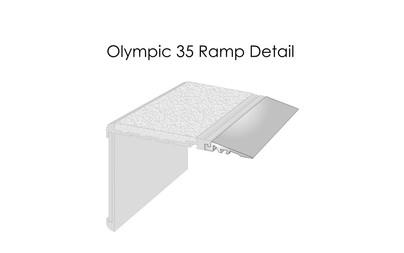 CAT Olympic 35 Ramp Detail