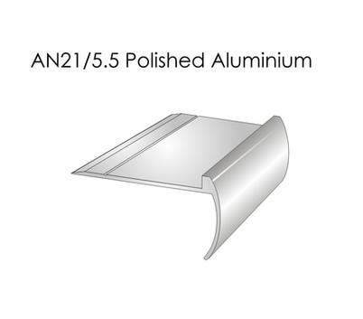 AN21 5.5 Polished Aluminium