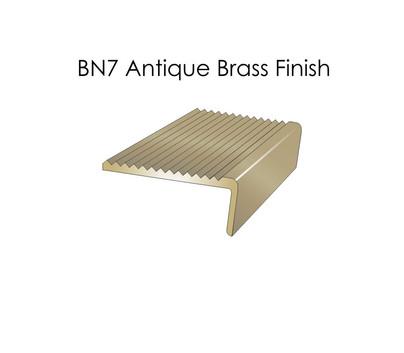 BN7 Antiue Brass