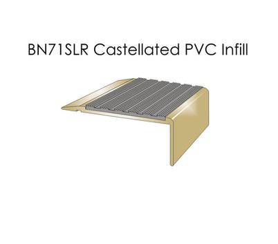 BN71SLR Castellated PVC Infill