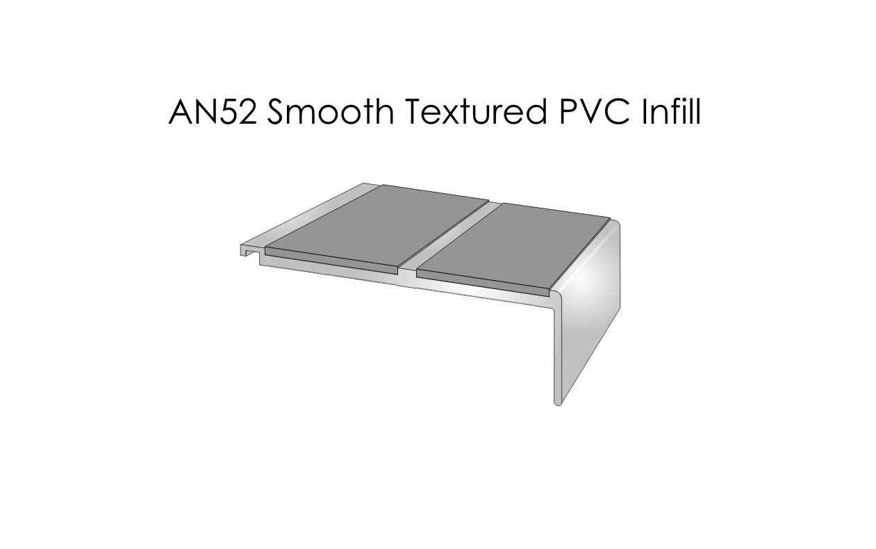 AN52 Smooth Textured PVC Infill