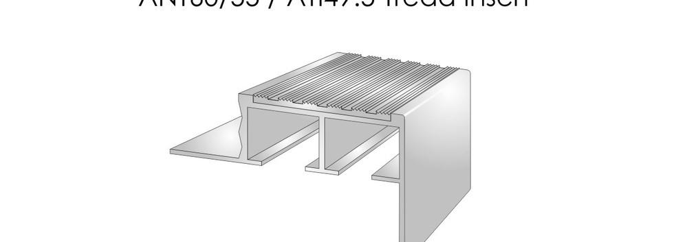 ANT60-55 ATI49.5 Tread Insert