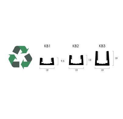 CAT uPVC BASES KB1, KB2 & KB3