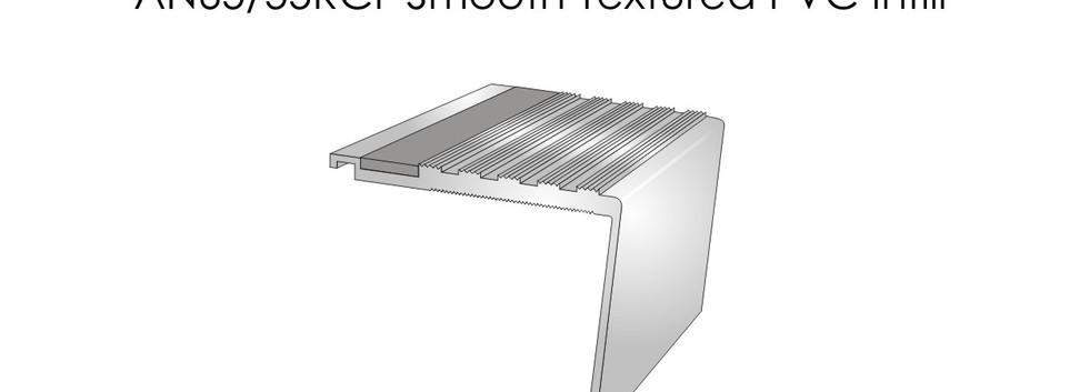 AN65-55RCF Smooth Textured PVC Infill
