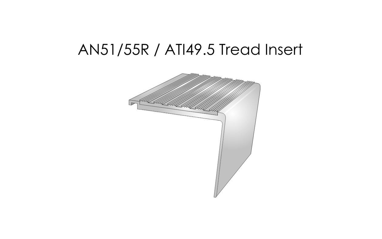 AN51-55R ATI49.5 Tread Insert