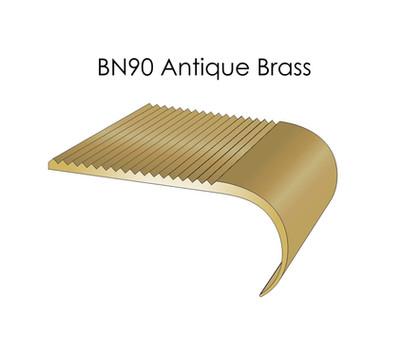 BN90 Antique Brass