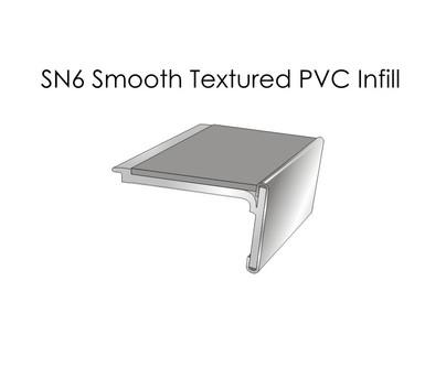 SN6 Smooth Textured PVC Infill