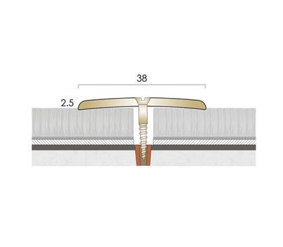 CAT Brass Flooring Profiles BC38