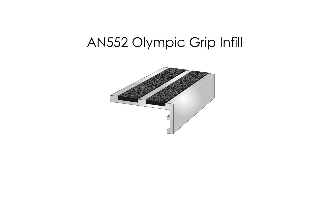 AN552 Olympic Grip Infill