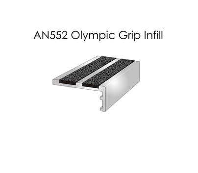 AN552 Olympic Grip Infill