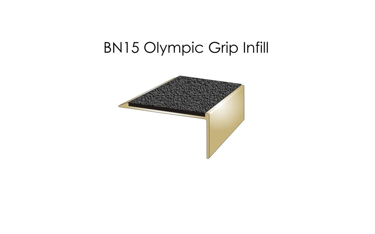 BN15 Olympic Grip Infill
