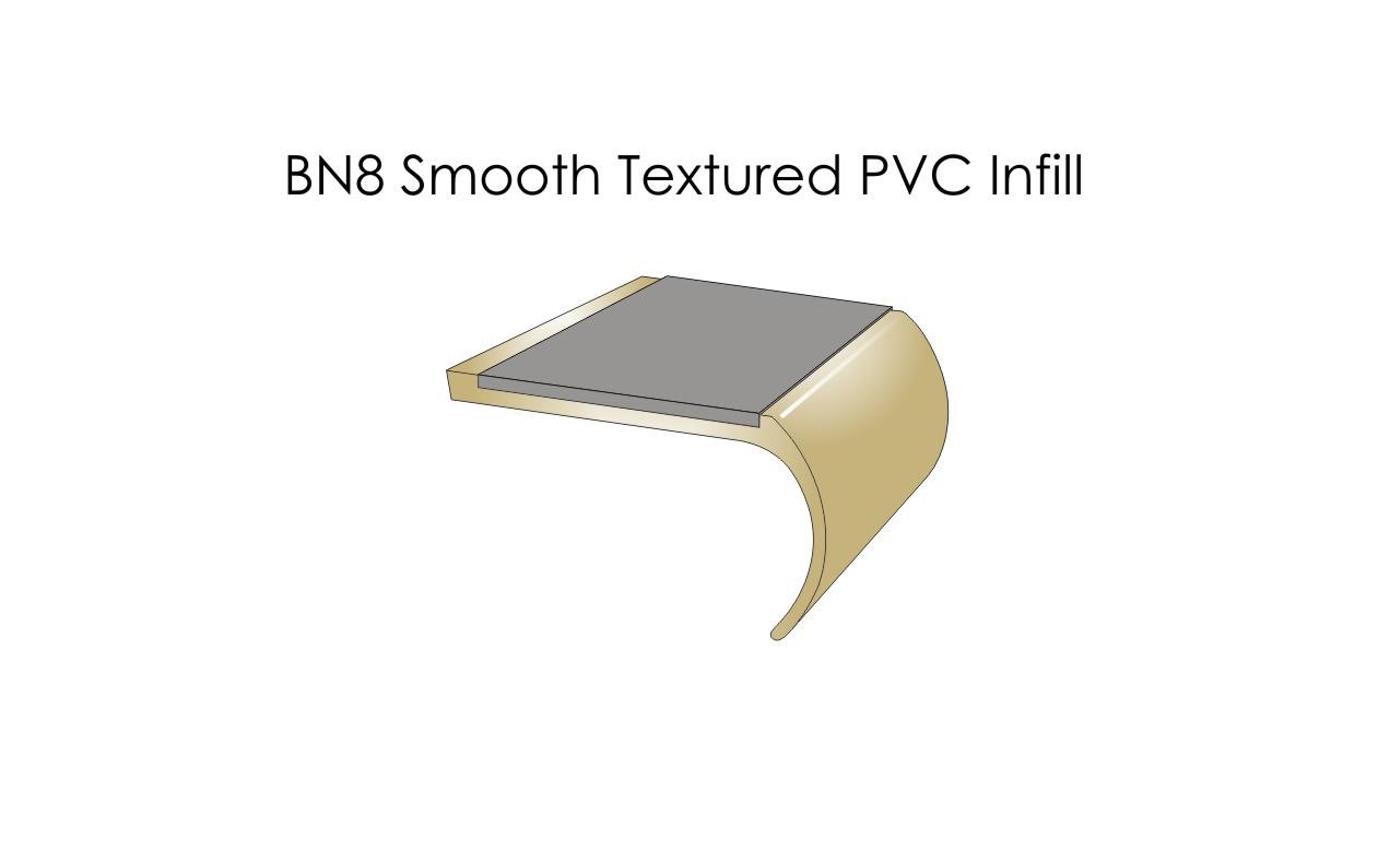 BN8 Smooth Textured PVC Infill