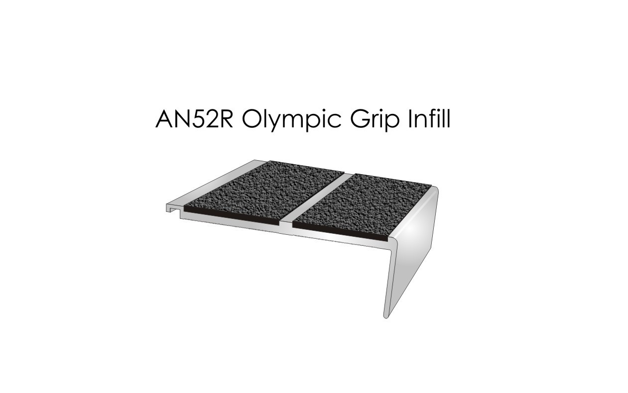AN52R Olympic Grip Infill