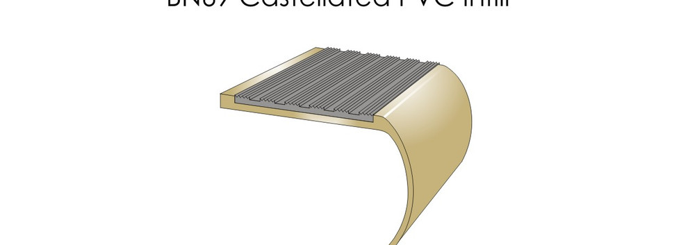 BN69 Castellated PVC Infill