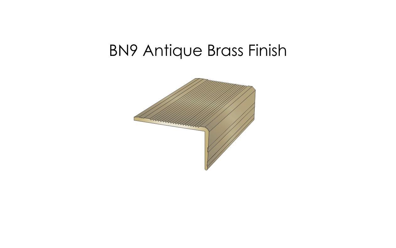 BN9 Antique Brass