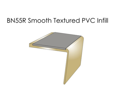 BN55R Smooth Textured PVC Infill