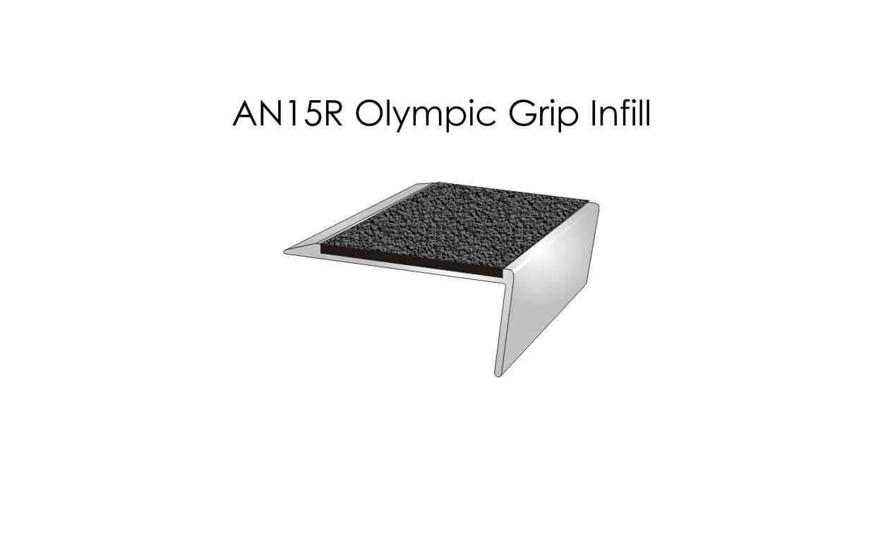 AN15R Olympic Grip Infill
