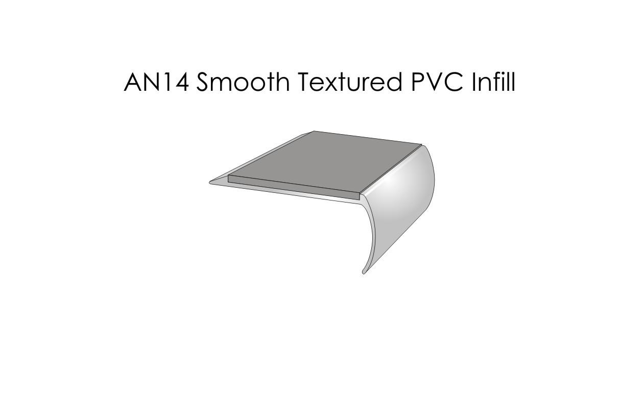 AN14 Smooth Textured PVC Infill