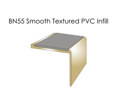 BN55 Smooth Textured PVC Infill