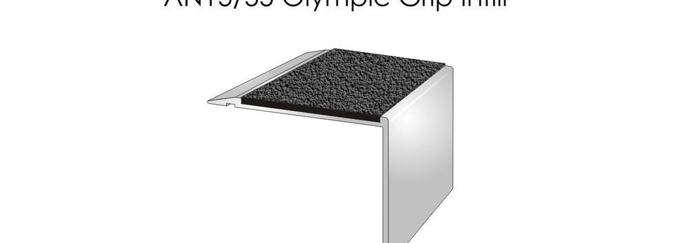 AN15-55 Olympic Grip Infill