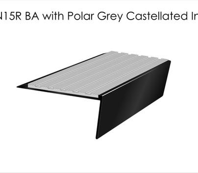 AN15R BA with Polar Grey Castellated