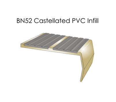 BN52 Castellated PVC Infill